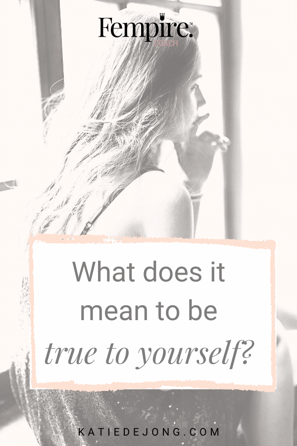What does it really mean to be true to yourself? After living the first half of my life according to everyone else's expectations, it took 10 years of struggle and pain to wake me up to my own true voice and life path. Here's my story and my advice to help you find your personal truth and happiness #purpose #truth #personalgrowth #personaldevelopment #careerchange #authenticity