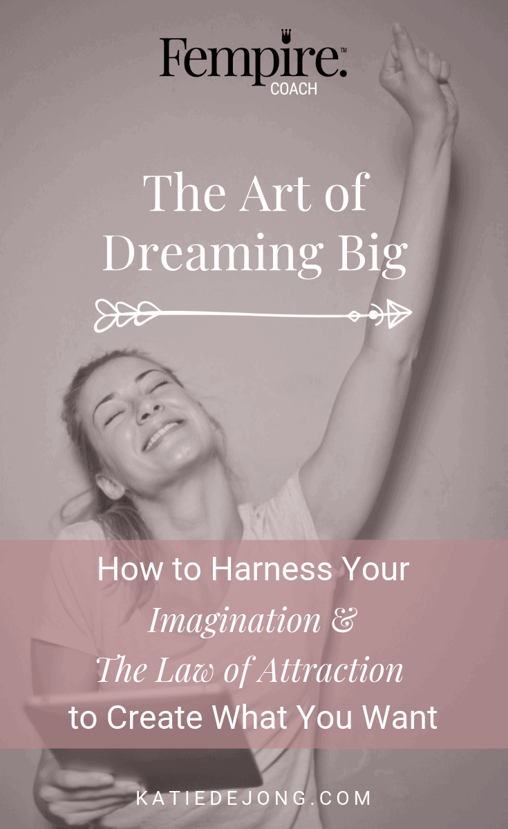 Do you allow yourself to dream really big? Are you preventing yourself from experiencing greater levels of success and abundance? Read on to find out. #lawofattraction #dreambig #dreambelieveachieve #manifestation #motivation #inspiration #inspirationalquotes #motivationalquotes #busninesssuccess #entrepreneur #mindset #success #tips #steps #career