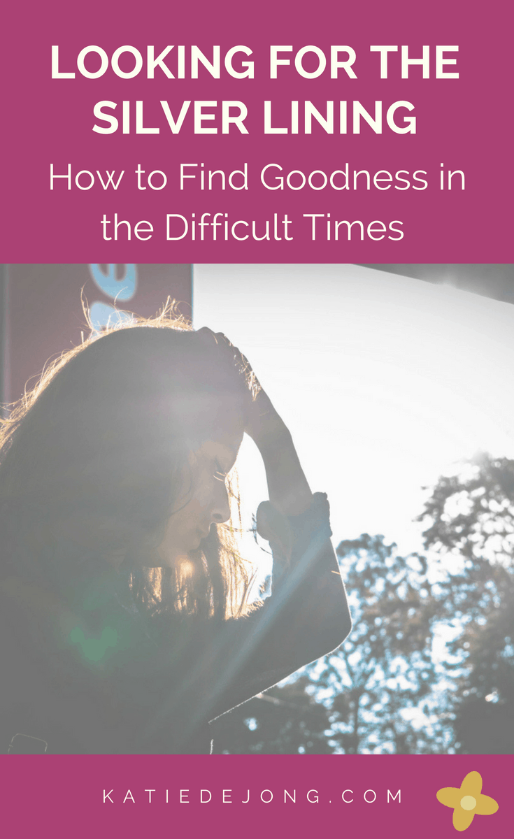 When we're unwillingly thrown into an unwanted challenging situation, it can be hard to see the positives. Here's my advice on how to find the silver lining in the most difficult times #silverlining #findthepositives #positivityrules #resilience #glasshalffull