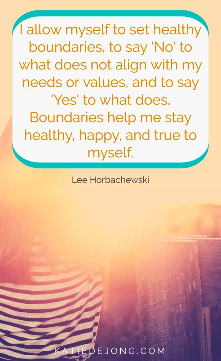 We all need healthy, strong boundaries in life in order to feel happy, balanced, and centered. I have personally suffered the devastating consequences of having no emotional boundaries in place, and I learned the hard way how to set and maintain strong boundaries. In this article I'm sharing with you my 5 strategies for setting and maintaining boundaries so that you protect your own well-being and be the best version of yourself, for you and others. #boundaries #healthyboundaries #strongboundaries #happiness #well-being #relationships #liveyourbestlife #selfcare #selflove #personalgrowth #personaldevelopment #loveyourselffirst #yourneedsmatter