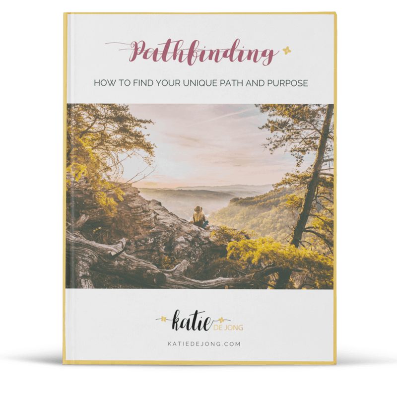 I'm so excited to offer my free Ebook on how to find your unique professional path and purpose