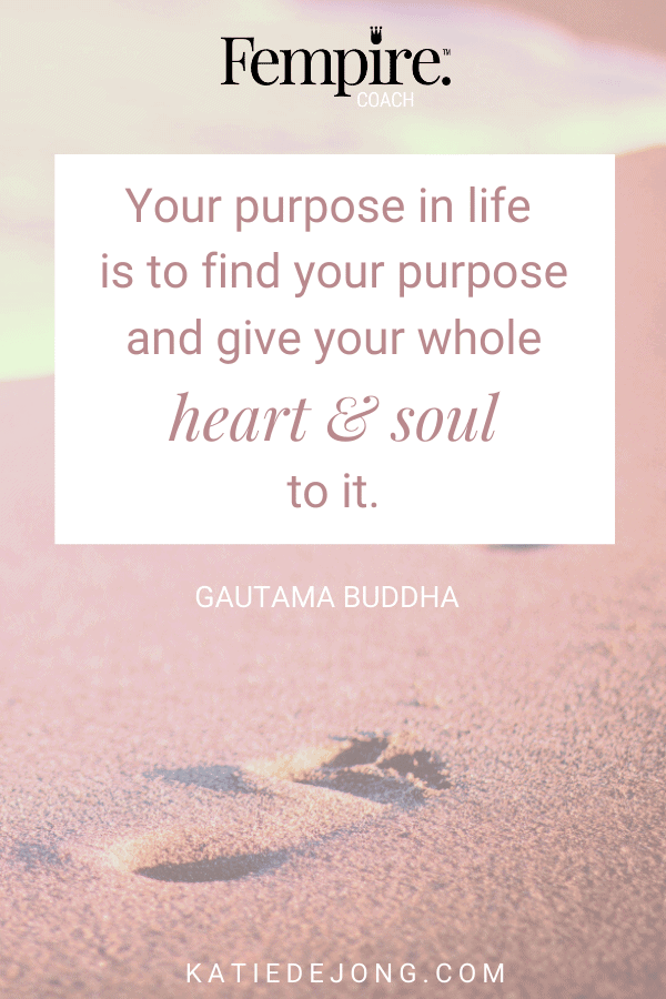 These powerful questions will help you name the particular purpose that you feel called to serve in this lifetime.#purpose #passion #careeradvice #careercoach #entrepreneur #fempire #fempirecoach #naturalgenius