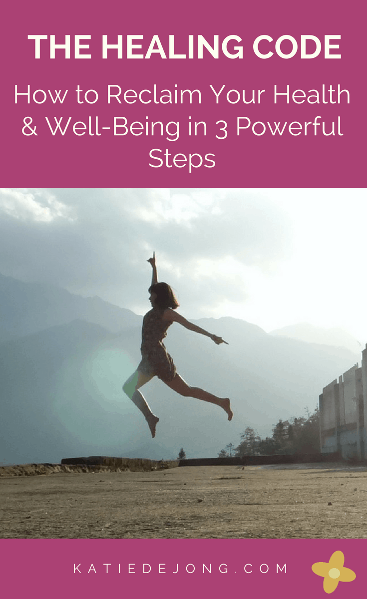 Learn the exact steps to harness the power of the Healing Code - a revolutionary self-healing process used by thousands to heal from all kinds of chronic illness, injury and disease. You can turn around your life in just six minutes a day #thehealingcode #healingcode #selfhealing #healing #emotionalhealing #selfcare #selflove #truthstatements #healinggates #health #healthandwellness #wellness