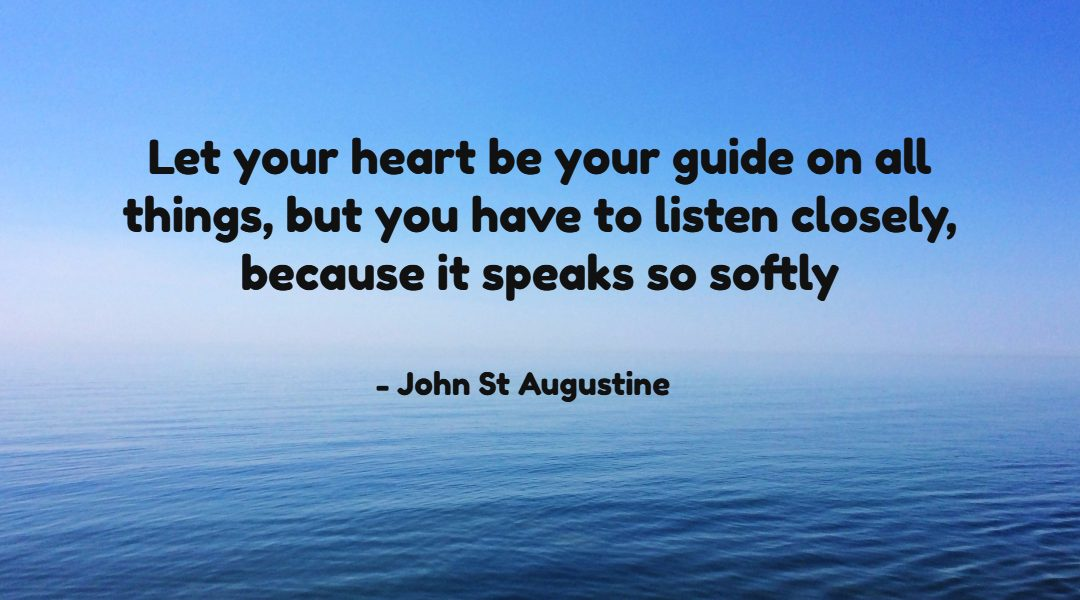 Let your heart speak: How to unlock your heart's extraordinary wisdom