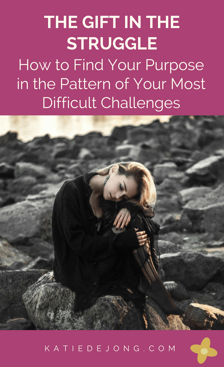 How to Find Your Purpose in the Pattern of Your Most Difficult Struggles. The questions I explain in this article were the missing piece that I had been seeking in my role as a mentor who helps people find their true professional path and purpose. If you need help discovering your purpose, I urge you to try them out. #purpose #passion #followyourheart #findyourpurpose #findyourpassion #calling #truecalling #purposefulliving #whisperingheart