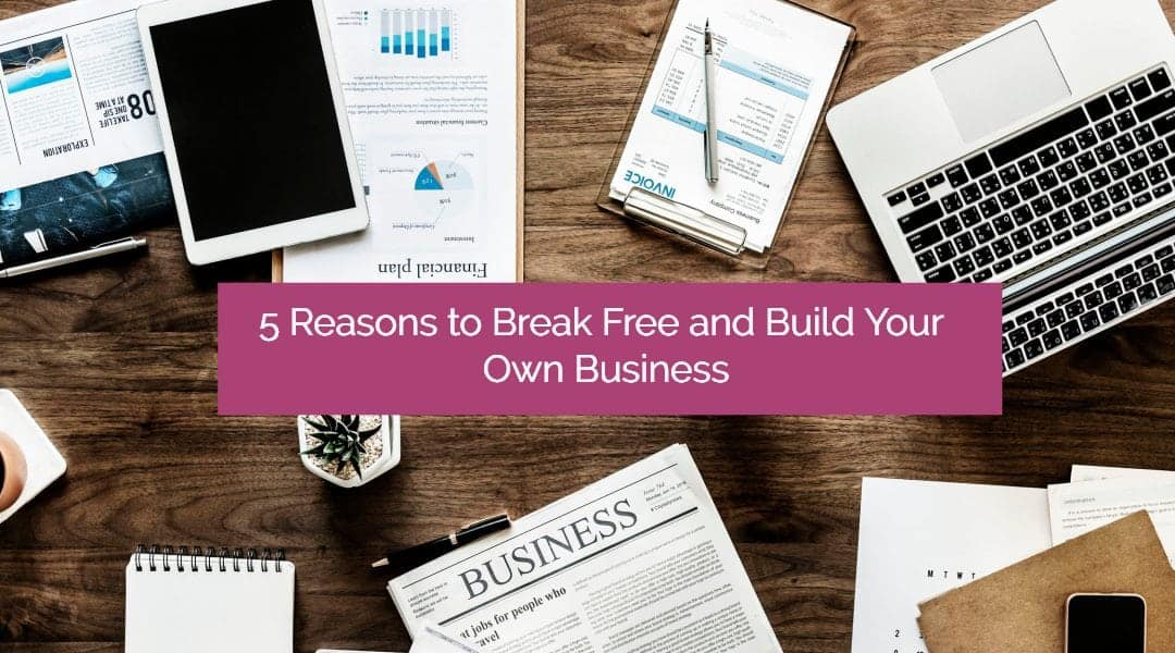Quitting the Rat Race: 5 Reasons to Break Free and Build Your Own Business
