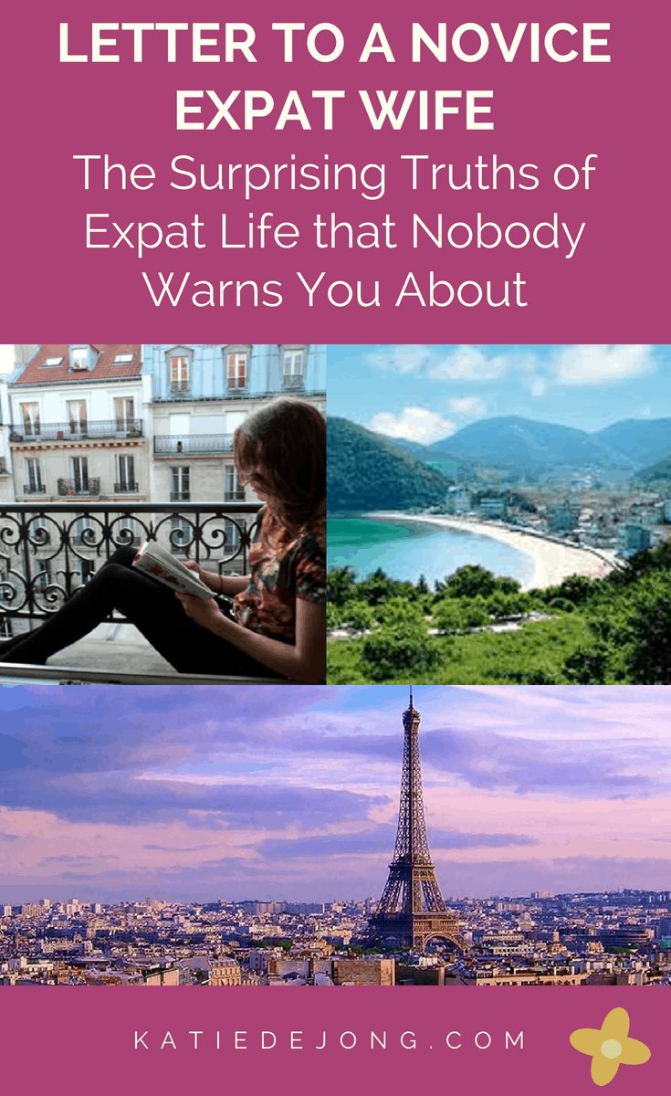 Are you embarking on an expat adventure or you're in one already? In this article I share some insight that I hope will help you on your journey! #expatlife #expat #expatlife #geoje #paris #expatwife #truths #surprisingtruths #enjoyexpatlife