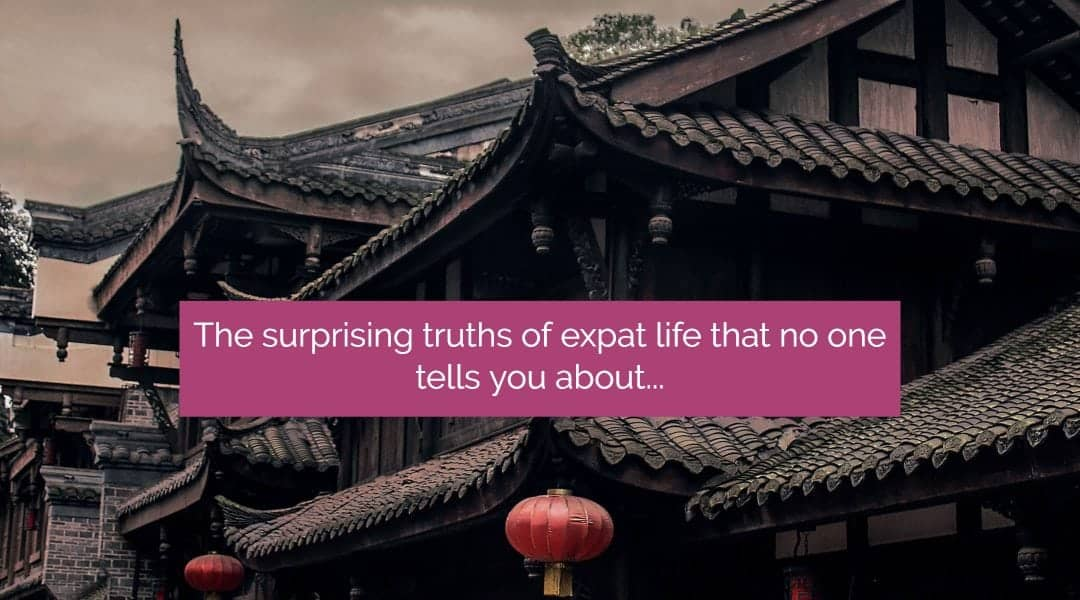 Letter to a Novice Expat Wife: The Surprising Truths of Expat Life That No-One Warns You About