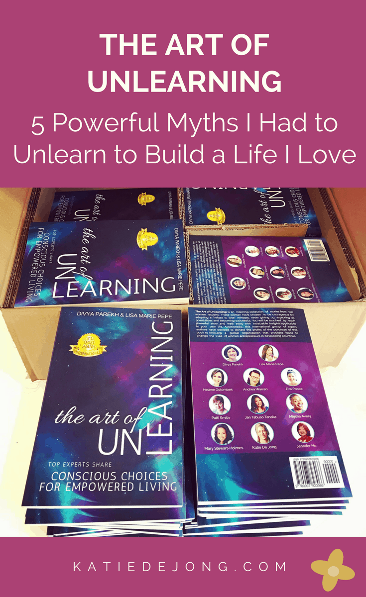 Learn how to 'unlearn' and uncover the seed of your true authentic self. Here are the 5 powerful myths that I personally had to unlearn in order to live a life I love. #authenticity #unlearning #artofunlearning #makeyourmessageamovement #findyourpurpose #liveyourlife #livelifeonyourterms #freedom #livefromyourheart #personalgrowth #personaldevelopment #inspiration #motivation #inspirationalquotes #beyourself #betruetoyourself #followyourheart