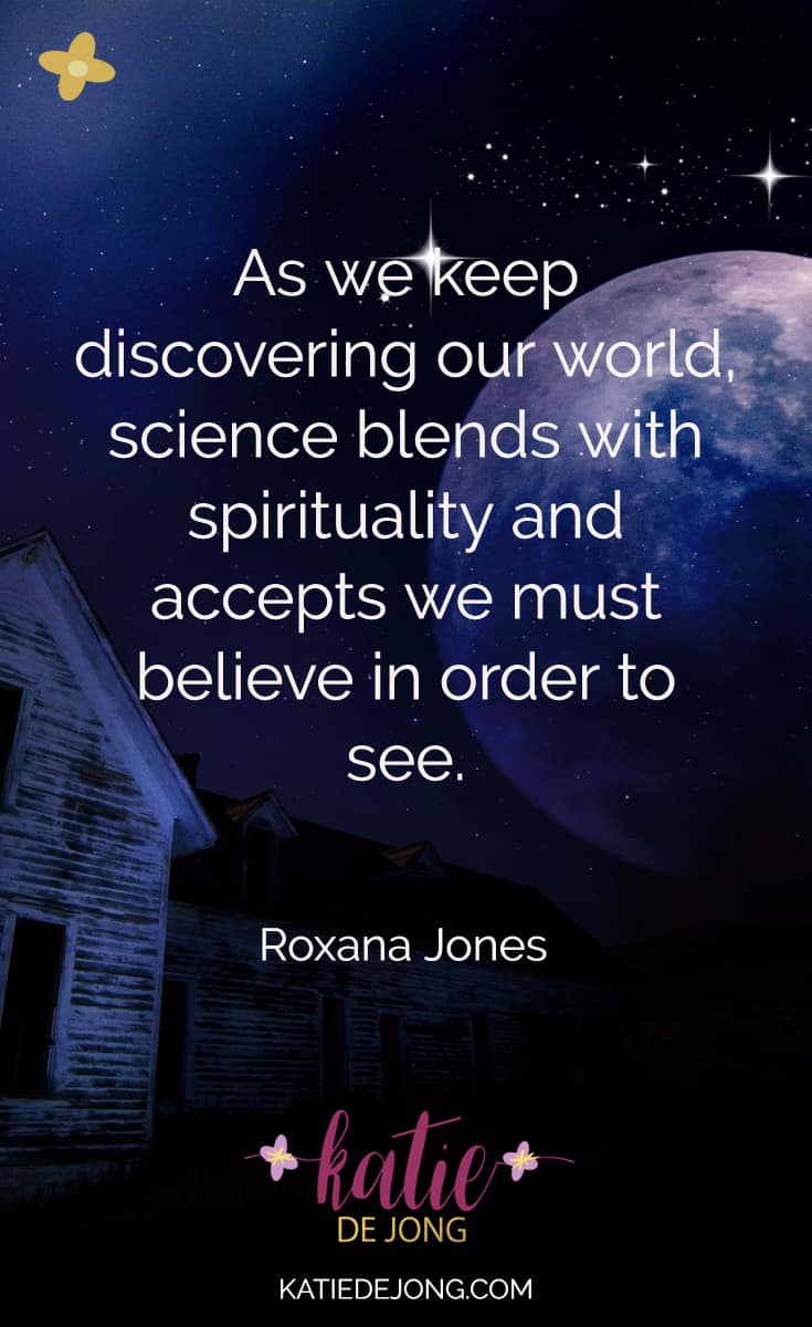 The closing gap between Science & Spirituality - Your thoughts and beliefs create your reality