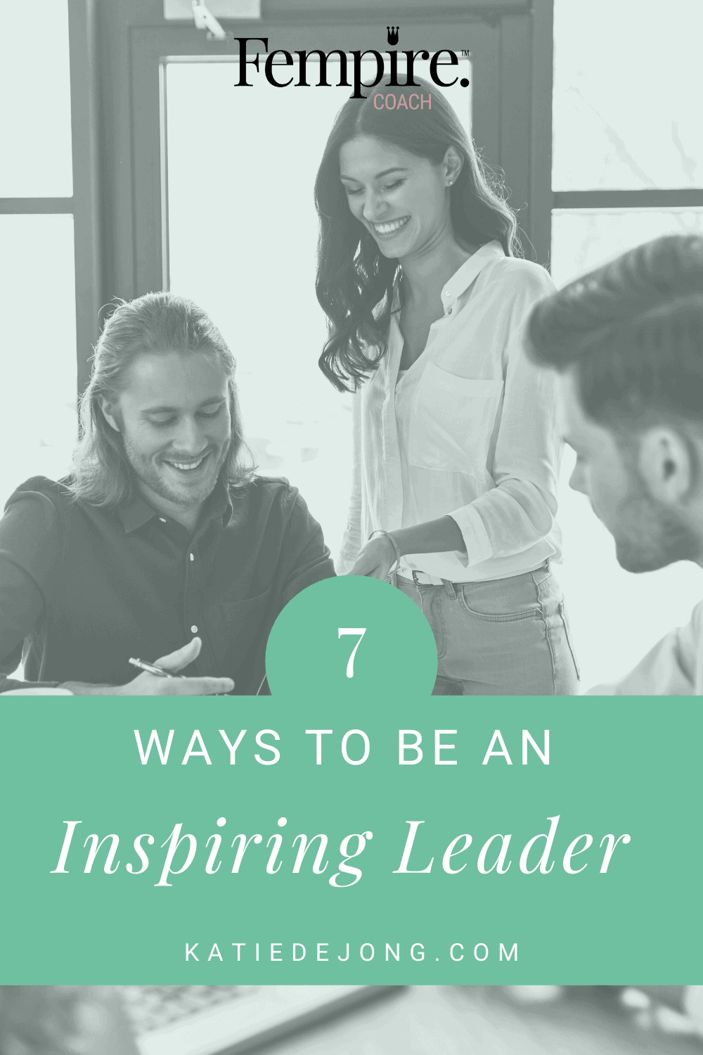 A huge study of more than 800 businesses showed that there are four essential qualities of a great leader. Read on to discover what they are! #leadership #smallbusiness #fempire #womeninbusiness #successmindset #leaders #businesscoach #businesscoachforwomen