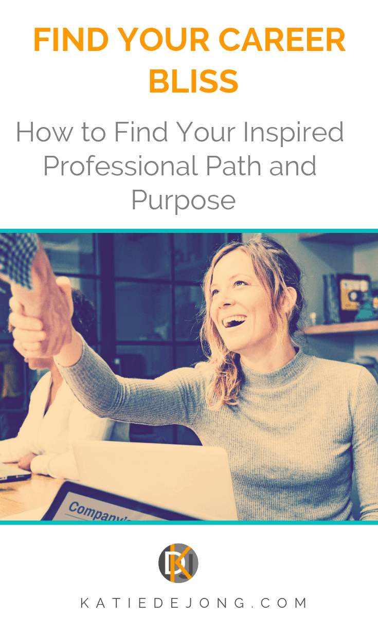 Do you wish you could find the professional path that makes you want to jump out of bed in the morning? In this article you'll find out how. #careeradvice #bestcareers #findyourpurpose #howtofindyourpurpose #purpose #career #careerchange #careertransition #loveyourjob #liveyourbestlife #liveyourdreams #followyourheart #followyourpassion
