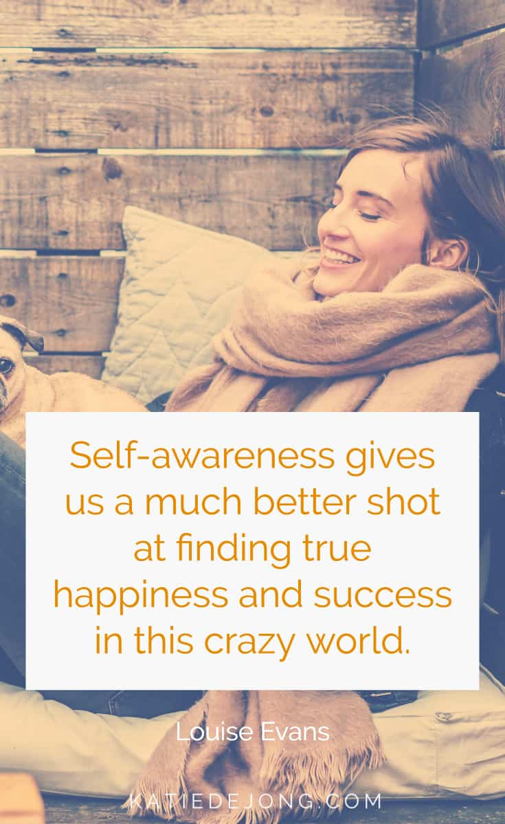 Did you know that 95% of people think they're self-aware? But only 10-15% actually are? Find out why, and what you can do to become one of the rare ones who is able to enjoy genuine and lasting happiness, greater levels of success, fulfillment, and better relationships. Give yourself the gift of self-awareness today. #selfawareness #emotionalintelligence #success #happiness #authenticity #fulfillment #mindset #gettoknowyourselfbetter