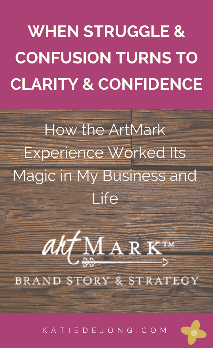 Capturing my experience with Tracking Wonder's ArtMark Branding Program and how it worked magic in my life and business #ArtMark #Branding #MarketingStrategy #BrandStory #Clarity #SmallBusiness #Entrepreneurship #Confidence
