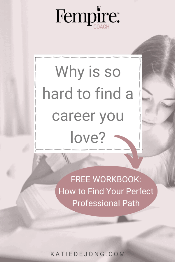 Don't spend too long in a career you don't love, learn how to discover your inspired professional path and experience higher levels of fulfilment, meaning, and fun in your work! #career #careeradvice #findyourpurpose #pivot #strengths #entrepreneur #businessowner #workfromhome #ladyboss #womeninbusiness