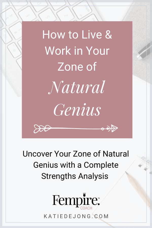 The best way to succeed in life is to consciously work in your zone of genius. Are spending the majority of your time playing to your strengths? Download your free E-Book to discover your unique zone of genius! #careers #careerpaths #whattodo #businesscoaching #businessgrowth #entrepreneur #beyourownboss #careerpathsforwomen #careerideas #purpose #careerchange #careerplanning #bestcareeradvice #inspiration #motivation #strengths #strengthsanalysis #personalgrowth #professionaldevelopment #zoneofgenius