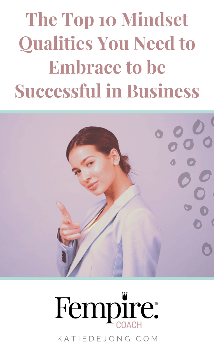 Building your own business is hard - but it's also one of the most rewarding and fulfilling things in life! There are certain mindset strategies you need to embrace in order to succeed in business which I've discovered after 6 years of building my own coaching practice. Read on to discover what they are! #entrepreneurship #womeninbusiness #businesschicks #ladybosses #fempire #fempires #secretwomensbusinessacademy #smallbusiness #womeninbusiness #womensupportingwomen #ladybosslife #entrepreneurlife #entrepreneurship #ladybosses #entrepreneurial #womeninbiz #womenempowered #girlbosses #businesschicks #businesswomen #womeninbizaustralia #entrepreneurlife #entrepreneurship #dreambelieveachieve #dreambelieveachieverepeat #inspiration #womensupportingwomeninbusiness #businesschicksaustralia