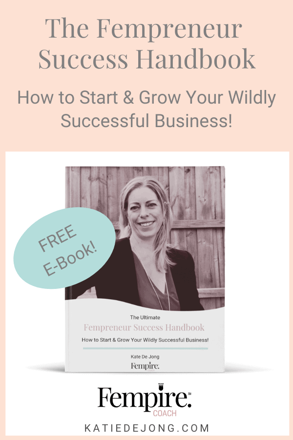 Discover everything you need to know about building a profitable business from the ground up in The Fempreneur Success Handbook: How to Start & Grow Your Wildly Successful Business. #businesscoach #fempire #fempirecoach#SEO #blog #blogging #businesssuccess #workfromhome #laptoplifestyle #entrepreneur #womeninbusiness #ladyboss #smallbusiness #businessowner #inboundmarketing