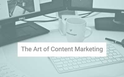The Art of Content Marketing: How to Build Your Brand Credibility and Easily Win New Clients