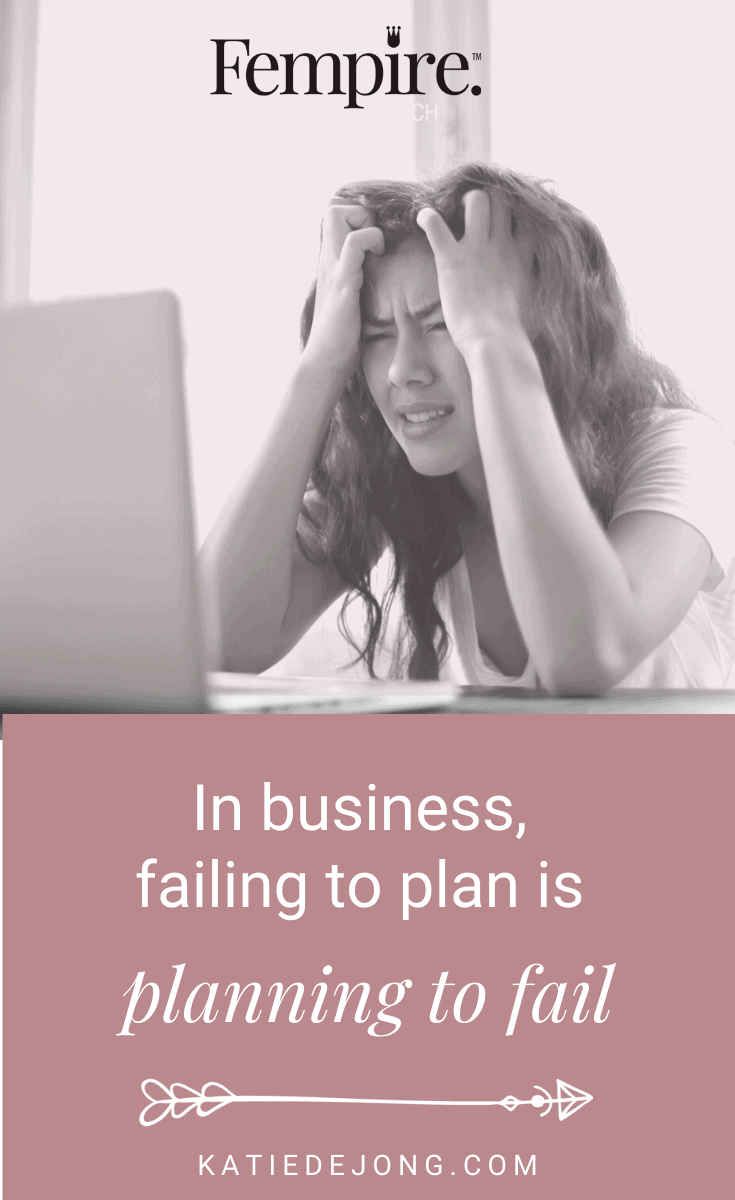 Planning is absolutely critical to your long term business success. You just won't survive long by flying by the seat of your pants! Discover how you can give yourself the best chances of business success in my article How to Start Your Own Business: 3 Things You Need to Know. #fempire #fempirecoach #smallbusiness #womeninbusiness #businesscoach #businesscoachforwomen #womensupportingwomen #entrepreneur #marketing #goals