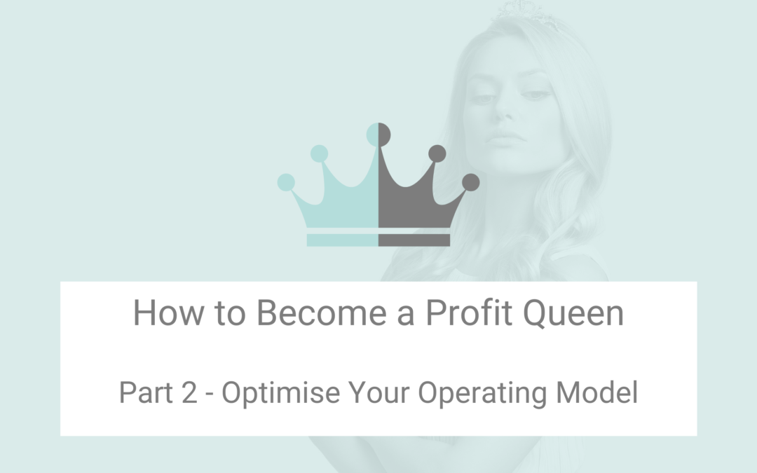 How to Become a Profit Queen (Part 2): Growth Strategies to Take Your Business to the Next Level