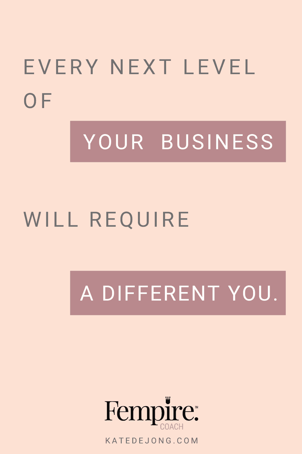 To break through to the next level of growth and profit in your business, it's going to require a new mindset and way of thinking. As a business owner, your business is a direct reflection of you and your way of thinking. Discover how you can shift your mindset to embrace new levels of growth and profit. #fempire #smallbusiness #businesscoach #businesscoachforwomen #entrepreneur #businessgrowth #growthstrategies