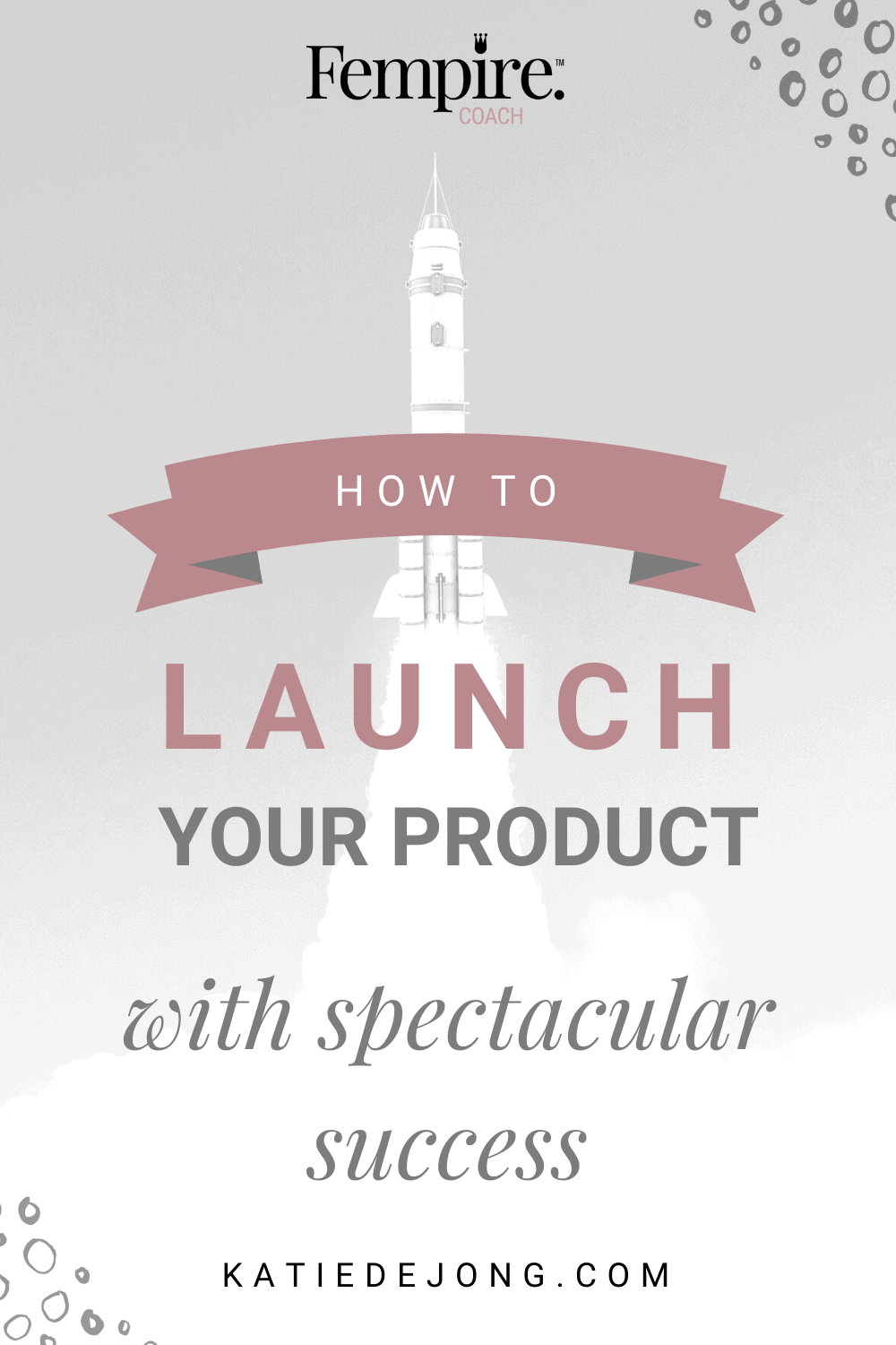 Have you ever tried to launch something and it flopped? Did you follow a proven launch formula? If not, read on to discover the exact steps you need to take to generate huge sales from a launch! #fempire #entrepreneur #launch #productlaunch #businesscoach #womeninbusiness #fempirecoach #launchformula #ladyboss