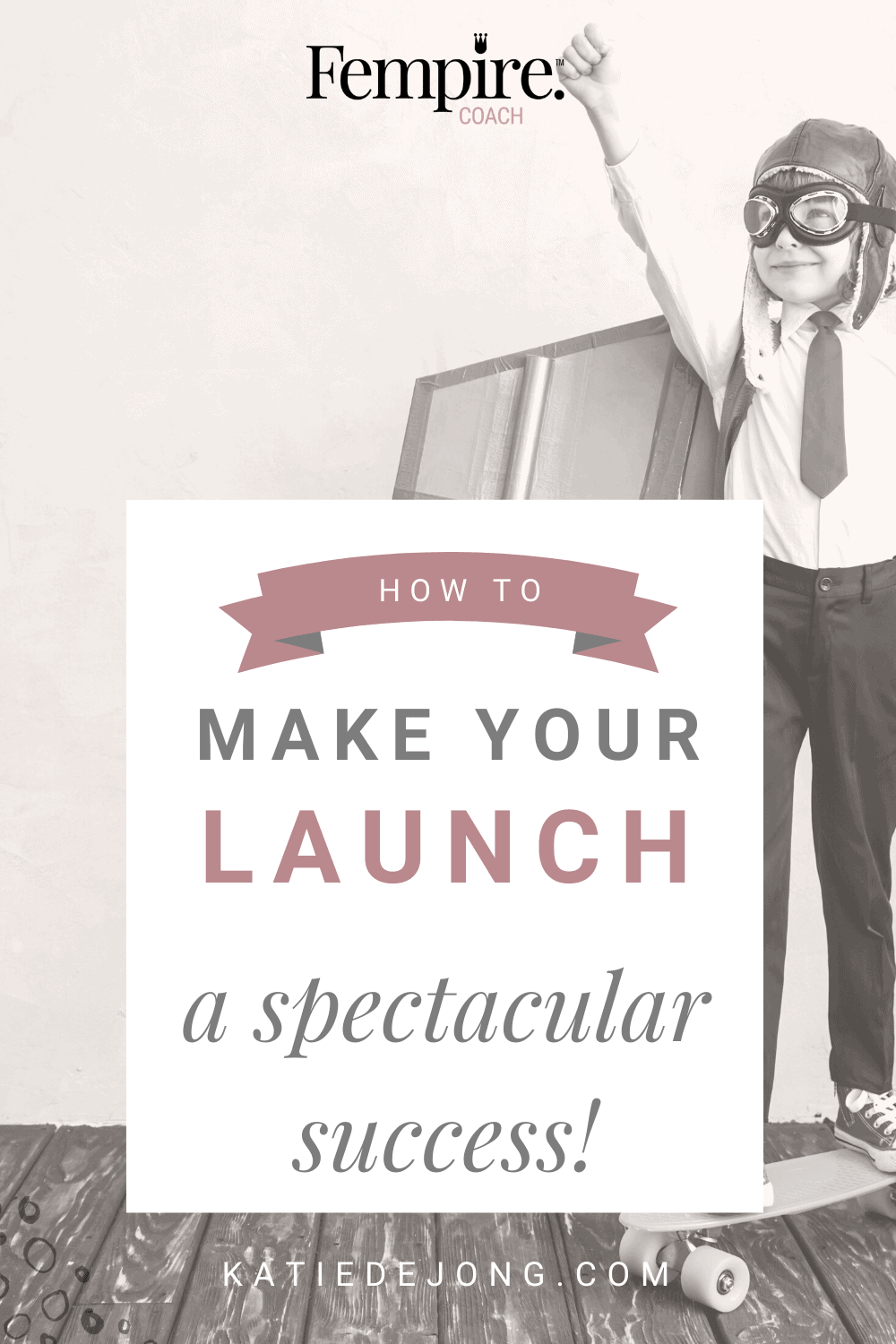 Have you been guilty of putting your offerings out to the market without a comprehensive launch strategy, and then you wonder why no one is buying? Discover the exact steps you need to take before you launch to make your launches spectacularly successful! #fempire #entrepreneur #launch #productlaunch #businesscoach #womeninbusiness #fempirecoach #launchformula #ladyboss