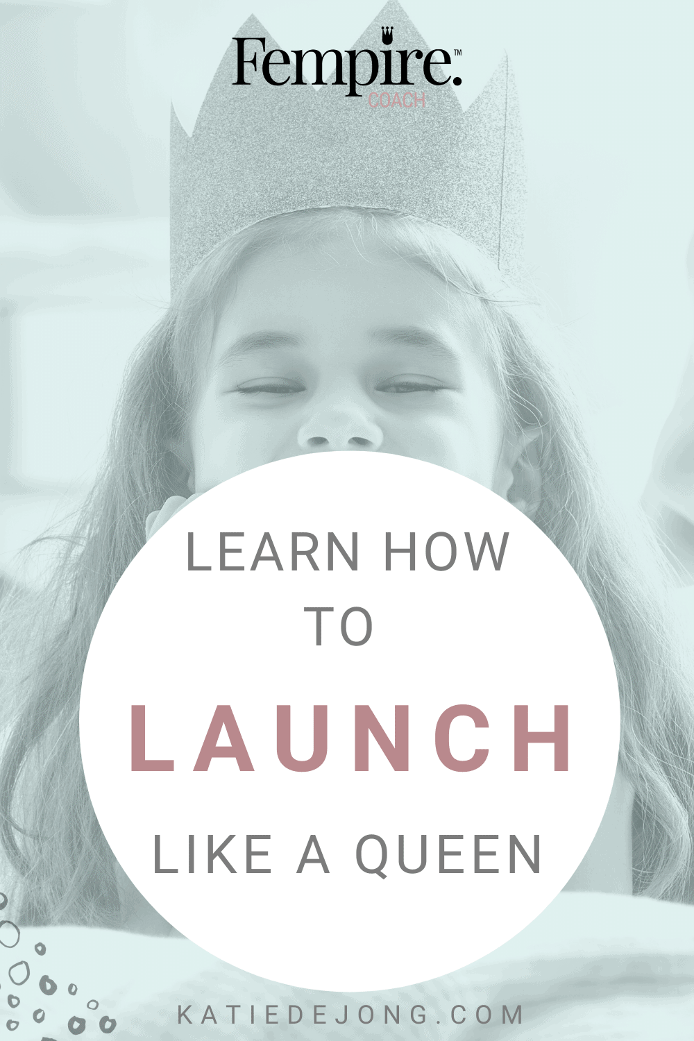 Learn how to launch like a Queen with our proven launch formula. If you do the work, it works! Discover how to more sales and make the impact you deserve. #fempire #entrepreneur #launch #productlaunch #businesscoach #womeninbusiness #fempirecoach #launchformula #ladyboss