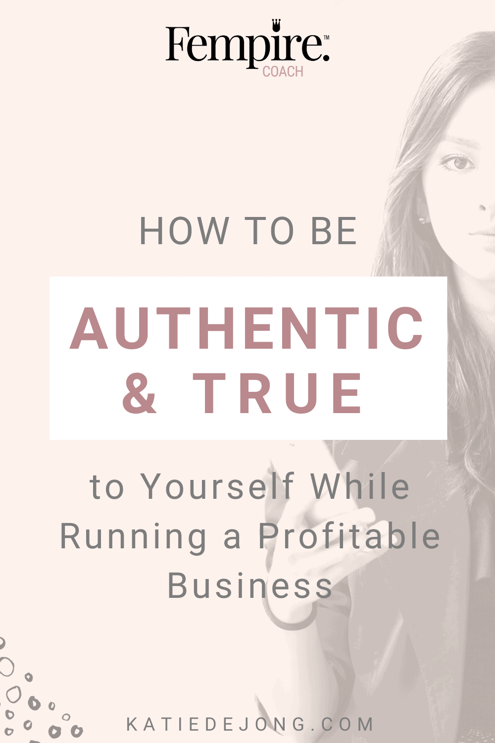 Are you tired of all the marketing hype out there? If so, you're not alone. Consumers are craving more authenticity, depth, and substance in the brands they buy from. Read on to discover how you can increase your profitability by being authentic and true to yourself. #authenticmarketing #authenticity #authenticbusiness #smallbusiness #businesscoach #fempire #fempirecoach