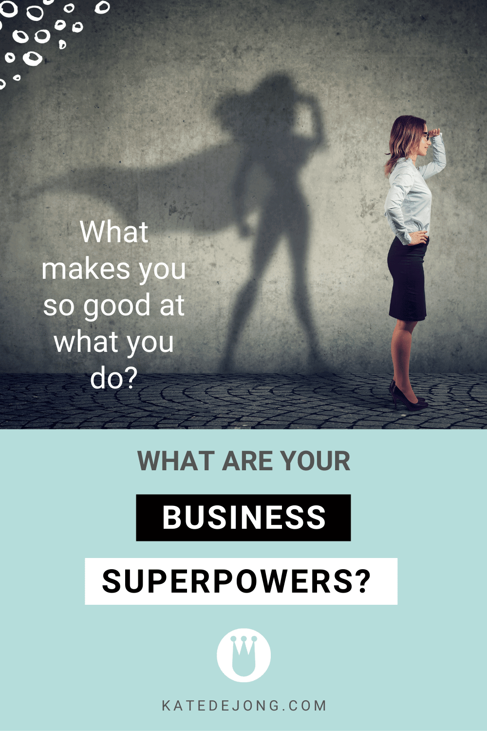 Your prospects won't know why they should choose you over your competitors unless you tell them. Discover how you can easily articulate your business brilliance through using the Business Superpowers technique. Read on to find out how! #fempire #smallbusiness #businesscoach #businesscoachforwomen #entrepreneur #businessgrowth #growthstrategies