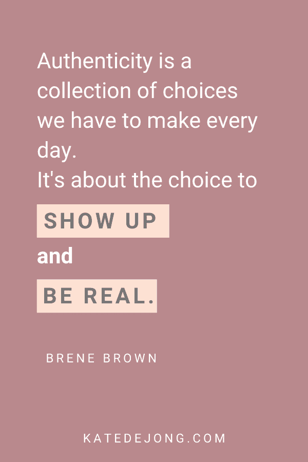 Authenticity is the accumulation of daily choices to show up and be yourself, fully and truly. Learn how to live your truth unapologetically with these five powerful strategies outlined in my latest blog! #authenticity #beyourself #findyourpurpose #personalgrowth #findyourcalling #purposefulliving #selflove #fempire #fempirecoach #businesscoachforwomen