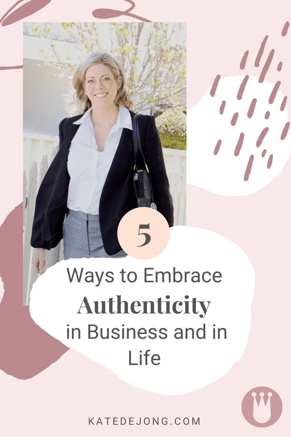 Everyone tells you to be authentic in business, but do you ever wonder that means exactly? Finding my authentic path and voice has been quite a journey for me too, and in this blog I unpack how to live in full alignment with your personal truth and to enjoy the freedom that comes from embracing authenticity as your way of business and life! #authenticity #beyourself  #findyourpurpose  #personalgrowth #findyourcalling #purposefulliving  #selflove #fempire #fempirecoach #businesscoachforwomen